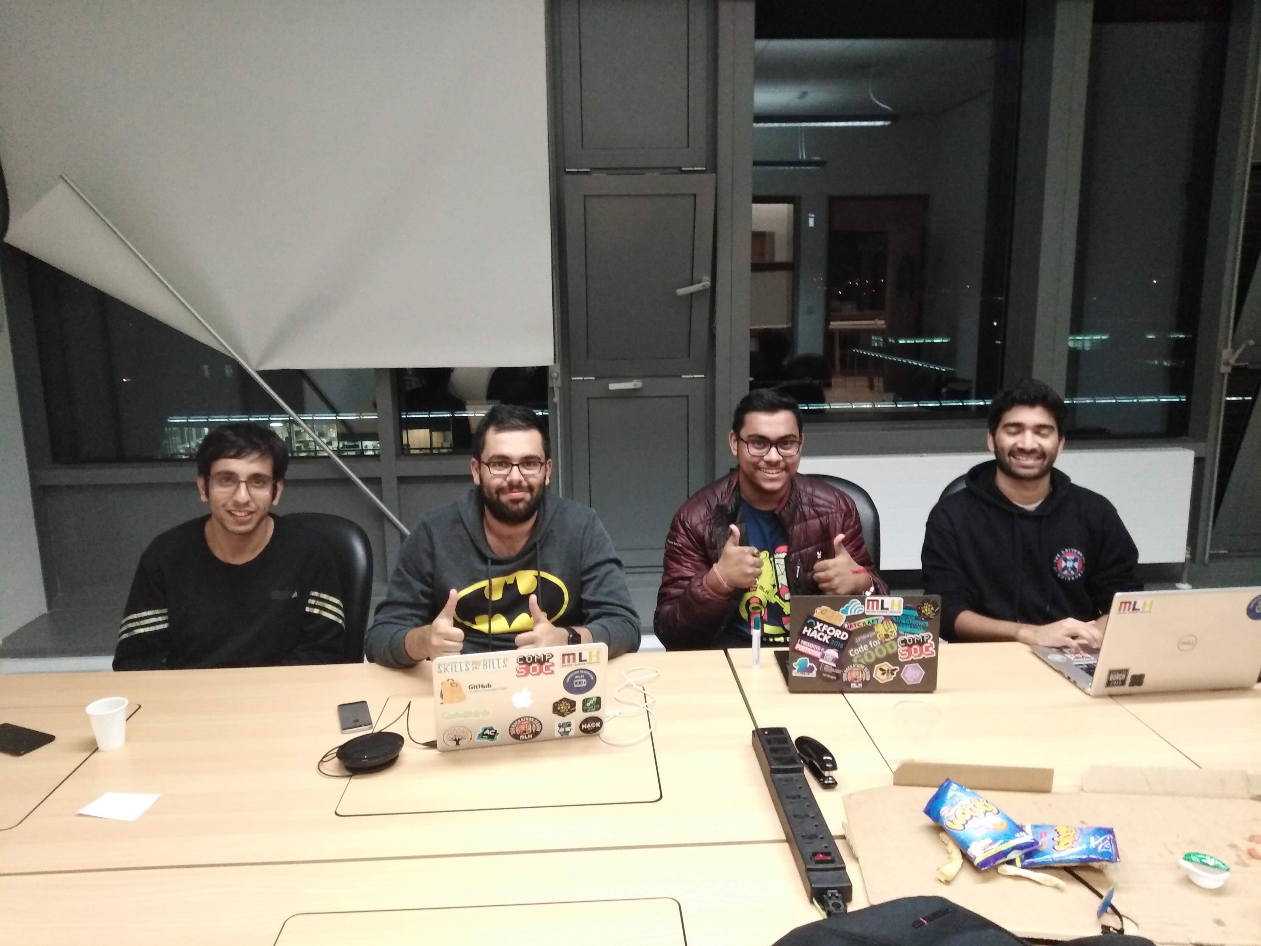 Team ChachaVidhayak
